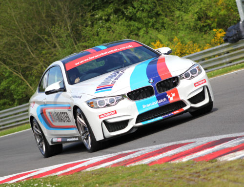 Win a Track Day Driving Experience